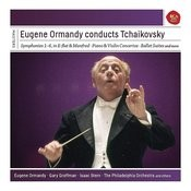 Eugene Ormandy Conducts Tchaikovsky Songs