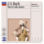 Bach, J.S.: The 6 Cello Suites (2 CDs) Songs