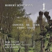 Märchenerzählungen Pour Clarinette, Alto Et Piano, Op. 132: IV. Lebhaft, Sehr Markiert (Animé, Très Marqué) Song