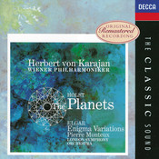 Elgar: Enigma Variations / Holst:The Planets Songs