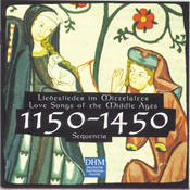 Century Classics VIII: Liebeslieder im Mittelalter/Love Songs In The Middle Ages Songs