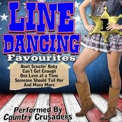 Line Dancing Favourites, Vol. 1 Songs