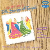 Folk Songs Of Punjab Vol 2 Songs