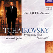 Tchaikovsky: Symphony No.6/Romeo & Juliet Songs
