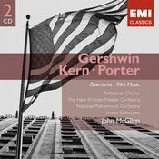 Gershwin/Porter/Kern Overtures and Film Music Songs