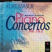 Mendelssohn : Piano Concerto in A minor [1822] : II Adagio Song