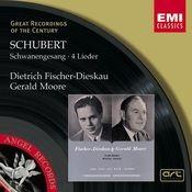 Schubert: Schwanengesang etc Songs