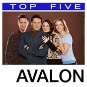 Top 5 Hits: Avalon (5-Track Maxi-Single) Songs