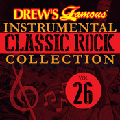 Drew's Famous Instrumental Classic Rock Collection (Vol. 26) Songs