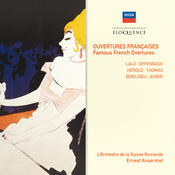 Ouvertures Françaises - Famous French Overtures Songs