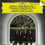 Brahms: String Quartet No.1 / Schumann: String Quartet No.2 Songs