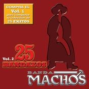 25 Bandazos de Machos (Vol. 2) (USA) Songs