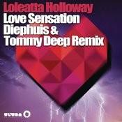 Love Sensation (Diephuis & Tommy Deep Remix) Songs