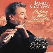 James Galway Plays Italian Flute Concertos Songs