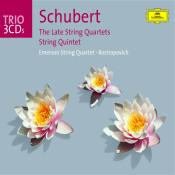Schubert: The Late String Quartets; String Quintet Songs
