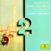 Mendelssohn: Songs without Words Songs