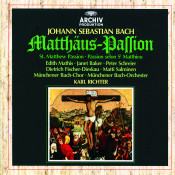 J S Bach St Matthew Passion Songs