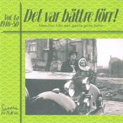 Det Var Battre Forr Volym 4 A 1946 50 Songs
