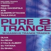 Pure Trance 8 Songs