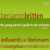 Britten: The Young Person's Guide To The Orchestra, Op.34 Songs