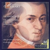 Wolfgang Amadeus Mozart: The Magic Flute Songs