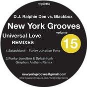 Universal Love - Funky Junction Splashfunk Gryphon Remix Songs