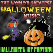 The World's Greatest Halloween Music Songs