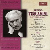 Toscanini - Boito Memorial - La Scala 1948 Songs
