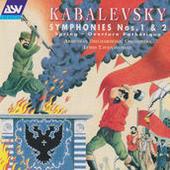 Kabalevsky: Symphonies 1 & 2 Songs