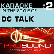Spirit In The Sky (Karaoke With Background Vocals)[In The Style Of DC Talk] Song