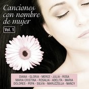 Canciones Con Nombre De Mujer Vol.1 Songs