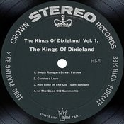The Kings Of Dixieland Vol. 1. Songs