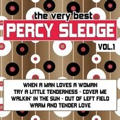 Percy Sledge The Very Best Vol. 1 Songs