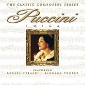 The Classic Composeres Series - Puccini - Tosca Songs