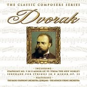 The Classic Composers Series - Dvorak Songs