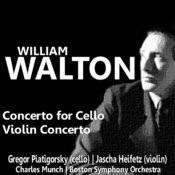 Walton: Concerto For Cello, Violin Concerto Songs