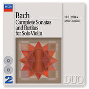 Bach, J.S.: Complete Sonatas & Partitas for Solo Violin Songs