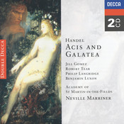 Handel: Acis and Galatea / Act 2 - 'Tis done: thus I exert my pow'r divine Song