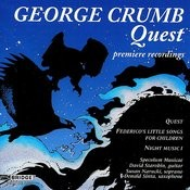 George Crumb Edition, Vol. 2 Songs