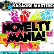 Karaoke Masters: Novelty Mania! Songs