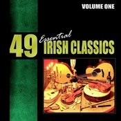 49 Essential Irish Classics Vol. 1 Songs