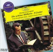 Schubert: Die schöne Müllerin; 3 Lieder Songs