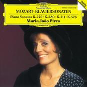 Mozart: Piano Sonatas K.279, K.280, K.311 & K.576 Songs