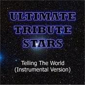Taio Cruz - Telling The World (Instrumental Version) Songs
