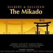 Gilbert And Sullivan: The Mikado Songs