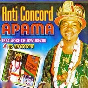 Anti Concord Apama Songs