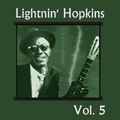Lightnin' Hopkins, Vol. 5 Songs