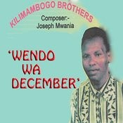 Wendo Wa December Songs