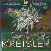 Kreisler - Granados - Albeniz - Tartini - Falla - Tchaikovsky - Brahms - Moszkowski Songs