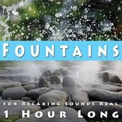Fountains For Relaxing, Sounds Real 1 Hour Long Songs